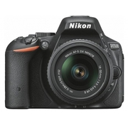 Nikon D5500 DSLR Camera with AF-S DX NIKKOR 18-55mm