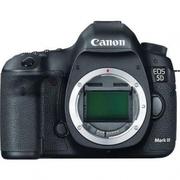 Canon EOS 5D Mark III 22.3 MP Digital SLR Camera - Black